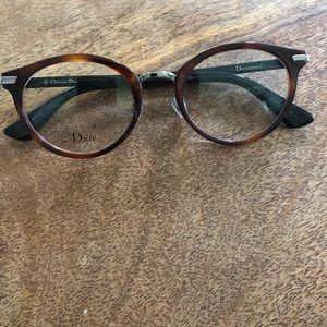 Dior eyeglass frames size 49
